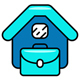 Work From Home Vector Icon