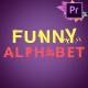 Funny Alphabet   Premiere Pro MOGRT - VideoHive Item for Sale