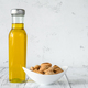 Bottle of almond oil - PhotoDune Item for Sale