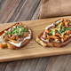 Sandwiches with fried chanterelles - PhotoDune Item for Sale