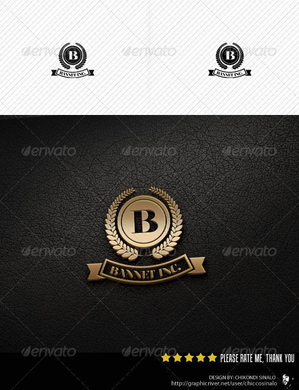 Bannet Logo Template - Abstract Logo Templates