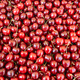 Cherries pile at farmers market, background, texture - PhotoDune Item for Sale