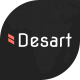 Desart - Creative Web Design Studio HTML Template