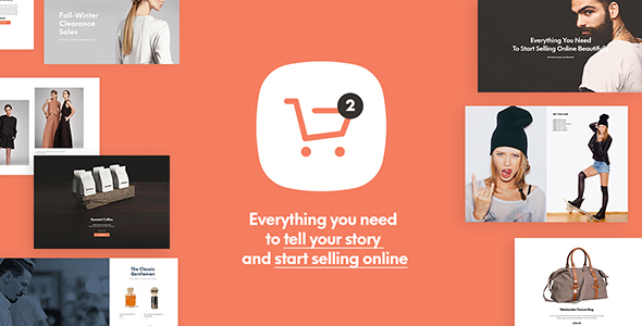 Shopkeeper - eCommerce WordPress Theme for WooCommerce Nulled