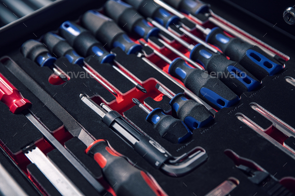 Set of tools - Stock Photo - Images