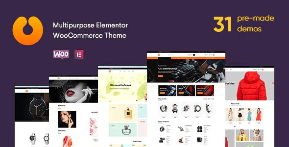 Extraordinary Cerato - Multipurpose Elementor WooCommerce Theme