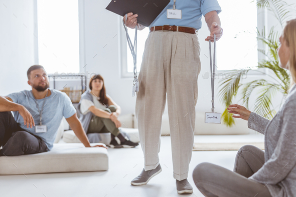 Teacher and students - Stock Photo - Images