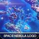 Space Nebula Logo - VideoHive Item for Sale