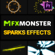 Sparks Effects | Premiere Pro MOGRT - VideoHive Item for Sale
