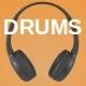 Jazz Drum Logo