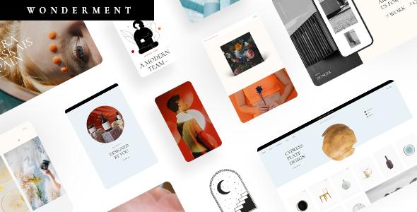 Wonderment - Agency Theme