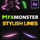 Stylish Lines | After Effects - VideoHive Item for Sale