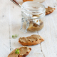 Sandwiches with homemade liver pate - PhotoDune Item for Sale