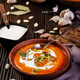 rustic pumpkin soup - PhotoDune Item for Sale