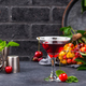 Red cherry martini summer cocktail - PhotoDune Item for Sale
