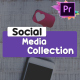 Social Media Collection | Premiere Pro MOGRT - VideoHive Item for Sale