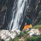 Aber Falls or in Welsh Rhaeadr Fawr - PhotoDune Item for Sale