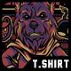 Hero Style T-Shirt Design