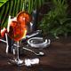 Aperol spritz cocktail in big wine glass with orange slices - PhotoDune Item for Sale