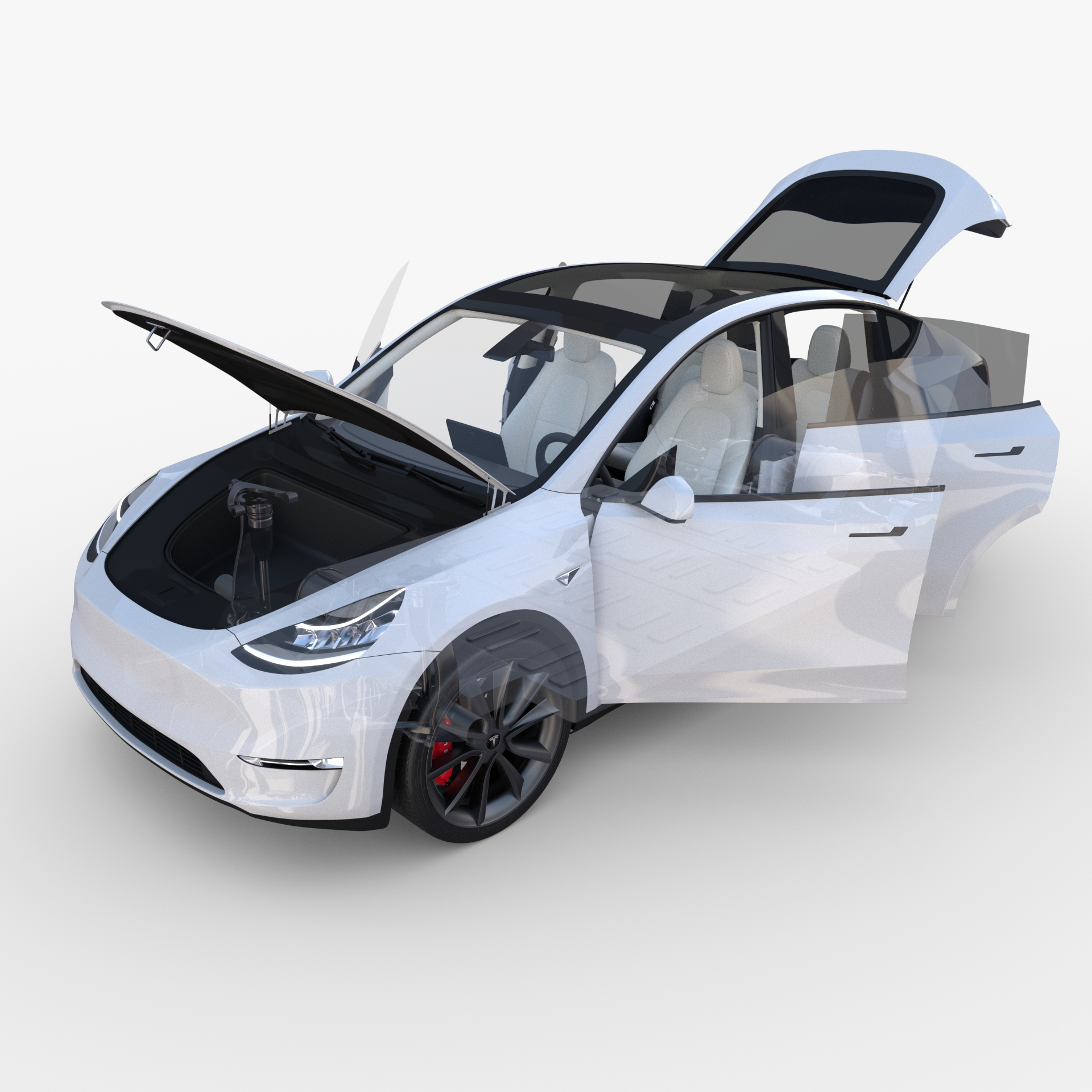 What is the best interior for a Tesla