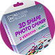 3D Shape Photo Opener - VideoHive Item for Sale