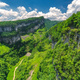 Panoramic view of the Wulong National Park landscape - PhotoDune Item for Sale