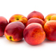 Peach. Fruit with isolated on white background. - PhotoDune Item for Sale