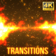 Burn Particle Transitions - VideoHive Item for Sale