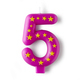 number shaped anniversary candle - PhotoDune Item for Sale