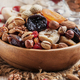 Nuts and dried fruit mix, healthy and wholesome food - PhotoDune Item for Sale