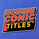 Modern Comic Titles - VideoHive Item for Sale