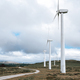 Wind turbines on an open field - PhotoDune Item for Sale