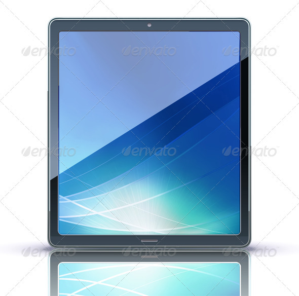 Classy Tablet PC - Computers Technology