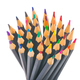 Plain black colorful pencils for drawing isolate - PhotoDune Item for Sale
