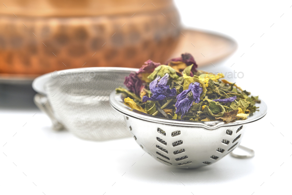 Herbal Tea - Stock Photo - Images