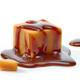 caramel candy with chocolate sauce - PhotoDune Item for Sale