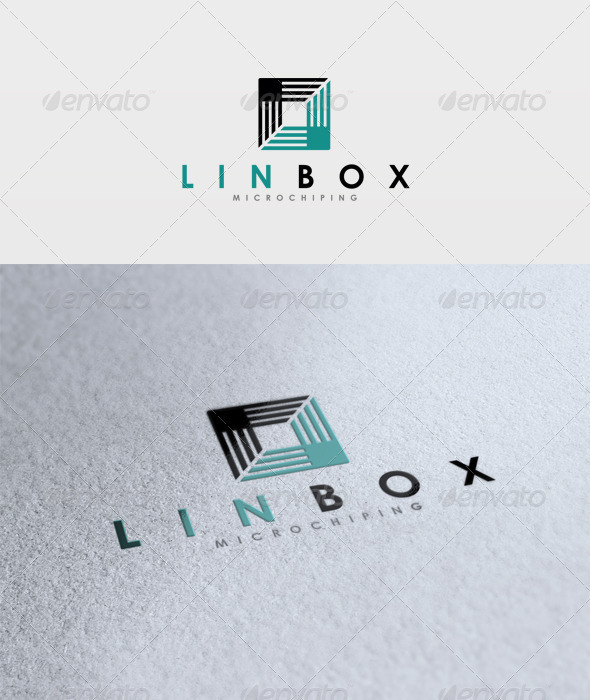 Linbox Logo - Vector Abstract