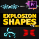 Explosion Shapes | Premiere Pro MOGRT - VideoHive Item for Sale