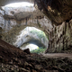 perspective view of the Devetaki cave in Bulgaria - PhotoDune Item for Sale