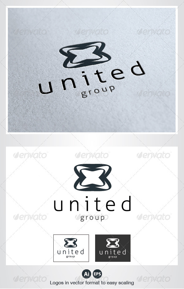 United Group Logo - Symbols Logo Templates