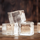 Crystal clear ice cubes - PhotoDune Item for Sale