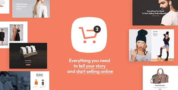 Shopkeeper - eCommerce WordPress Theme for WooCommerce