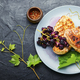 Chicken roasted steak with grapes - PhotoDune Item for Sale