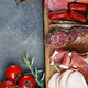 Sausage and Ham Assortment - PhotoDune Item for Sale