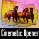 Memory Fragments Cinematic Opener - VideoHive Item for Sale