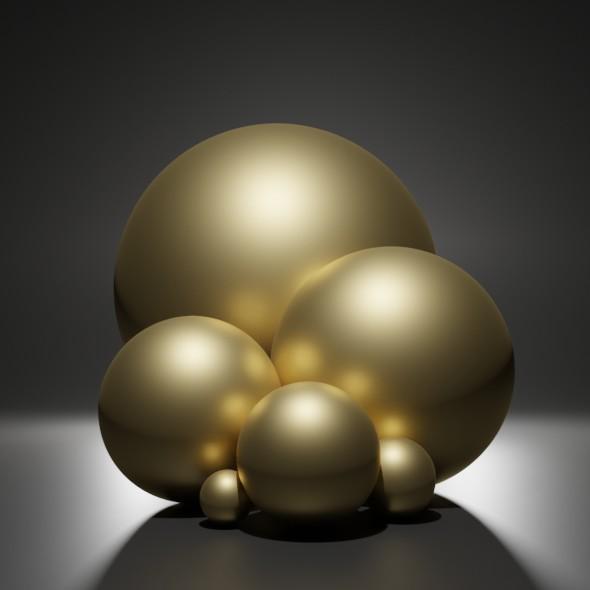 metal gold 2