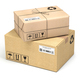 Cardboard boxes of different types and sizes - PhotoDune Item for Sale