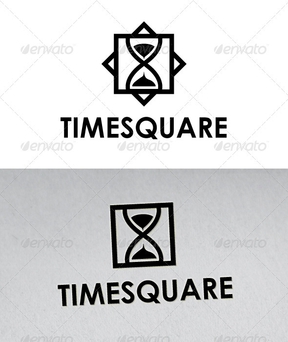 Times Square Logo - Objects Logo Templates