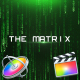 The Matrix - Cinematic Titles - Apple Motion - VideoHive Item for Sale