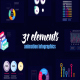 Technology Infographics Vol.47 - VideoHive Item for Sale